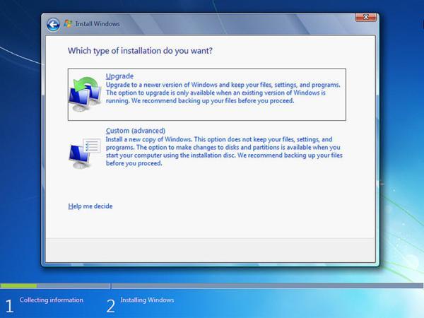 آموزش نصب ویندوز