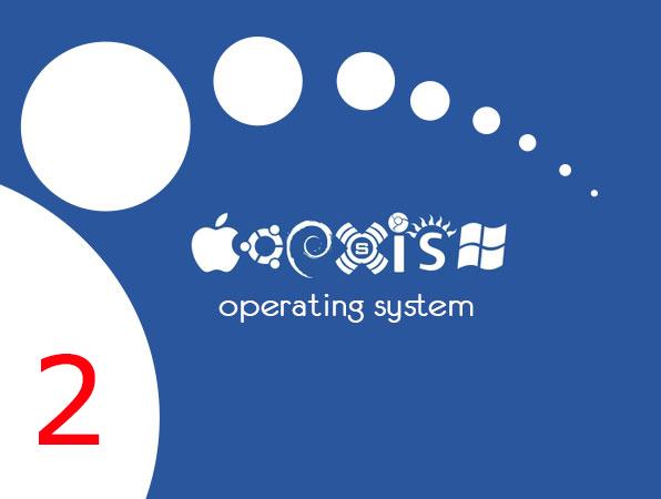 انواع سیستم عامل و ماشین