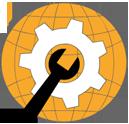 لوگوی ابزارها قالب