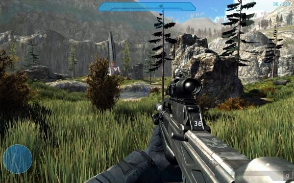 انتشار بازی halo برای PC